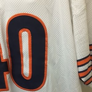 new products 59875 95e08 Gale Sayers Chicago Bears Throwback Jersey